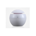 "humidificateur portable ""zen"" à ultrason blanc"