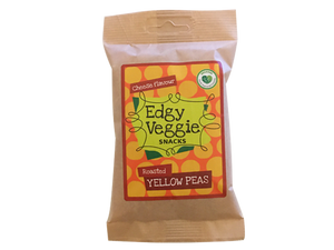 Edgy Veggie Roasted Yellow Peas - Cheese flavour (100 g)