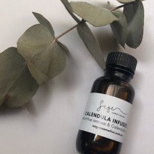Calendula infused oil 25mL