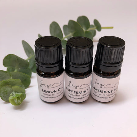 Uplifting Essential Oil Trio