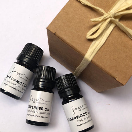 Relaxing Essential Oil Trio