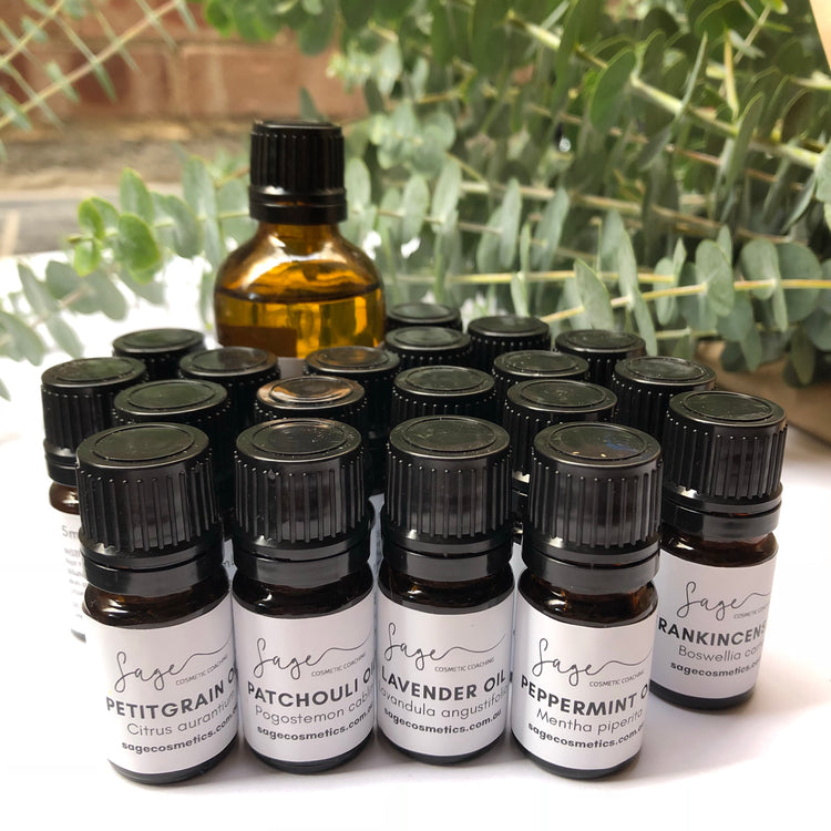 Complete Essential Oil Pack + FREE VAPORISER worth $40!