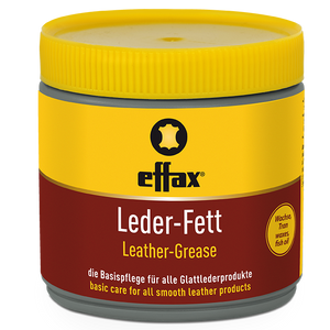 Effax Leather Grease Black