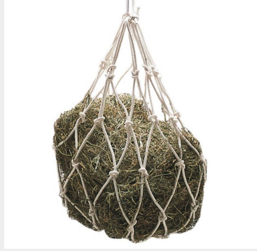 Cotton Rope Hay Net