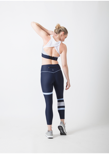 Nautical Striped Sportswear set