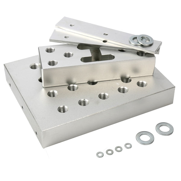 8milelake Universal Press Support Block Plate Bearing Bush Car Repair Tool Set