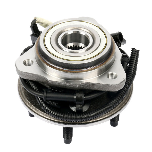 8milelake 515003 New Front Wheel Hub and Bearing Assembly for Ford Ranger Mercury 4WD AWD