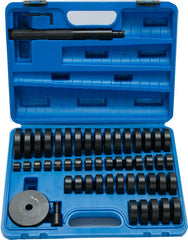 8milelake 50 Piece Custom Bush, Bearing, and Seal Driver Set