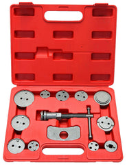 8milelake 13pc Professional Disc Brake Caliper Wind Back Tool Kit