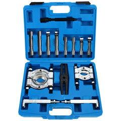 "8milelake 14PCS Bearing Separator Puller Set 2"" and 3"" Splitters Remove Bearings Kit, Heavy Duty"