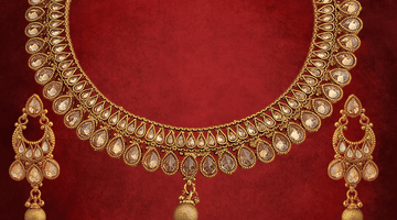 Kundan Jewellery - The Most Ancient Jewels of India