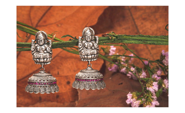 Fashion Jewellery - Temple Earrings