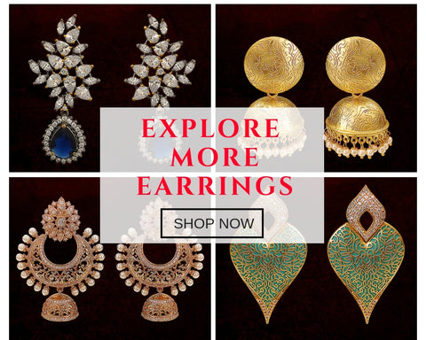 Explore More Earrings