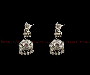 Temple Earring - Beautiart Fashion Jewellery