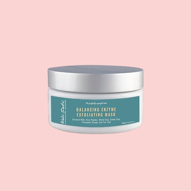 Pineapple Exfoliating Mask with Tea Tree - SoSimple Skincare