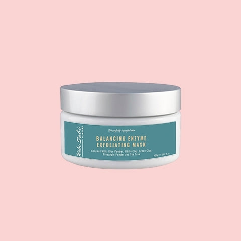 Pineapple Exfoliating Mask with Tea Tree - SoSimple Natural Skincare
