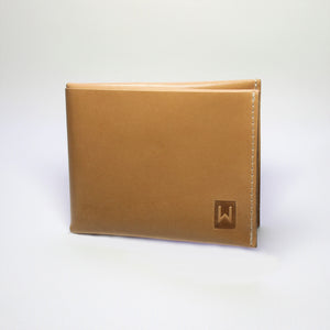 Origo Vegetable Tanned Leather Wallet