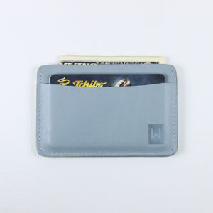 Lindon Minimal Leather Wallet