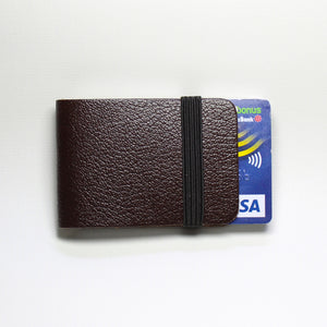Vergo Leather Card Holder