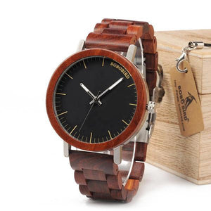 Compassionate Wooden Watches