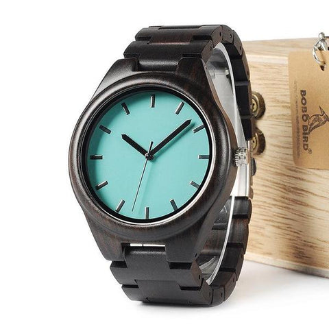 Courteous Wooden Watches