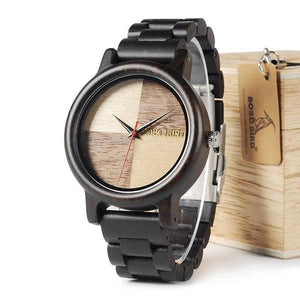 Practical Wooden Watches