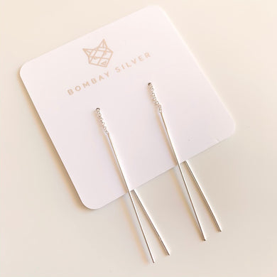 Bombay Silver Stick Threaders