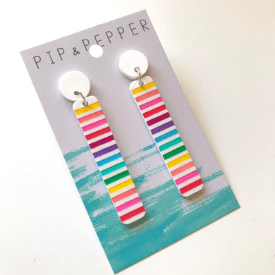 Rainbow Stick Dangles