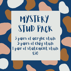 Mystery Stud Pack