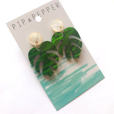 Monstera Dangles