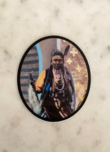 Chief Joseph Art Sticker