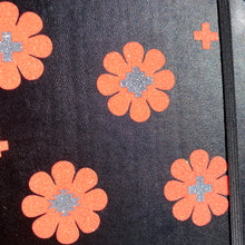 Daisies W/ Diné Rug Designs Journal