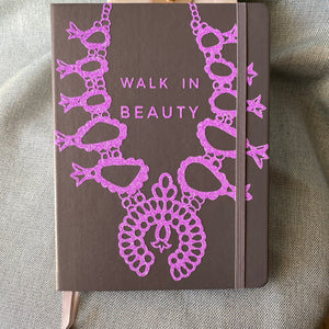 Squash Blossom Walk in Beauty Journal - Lined