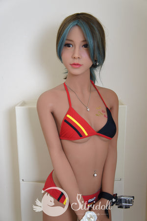 161CM G-CUP Monica Tanned Skin