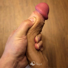 SITRIDOLL JOYSTICK | Double hardness material soft simulation penis