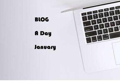 Blog A Day January