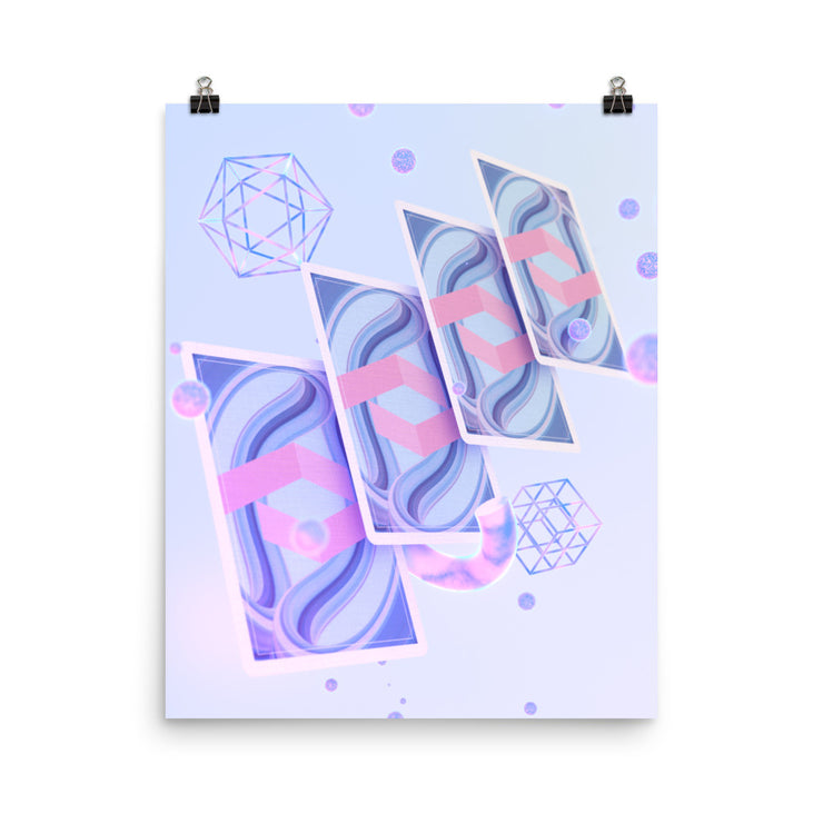 AEY Catcher® Bubblegum Back Flying Poster (Premium Quality)