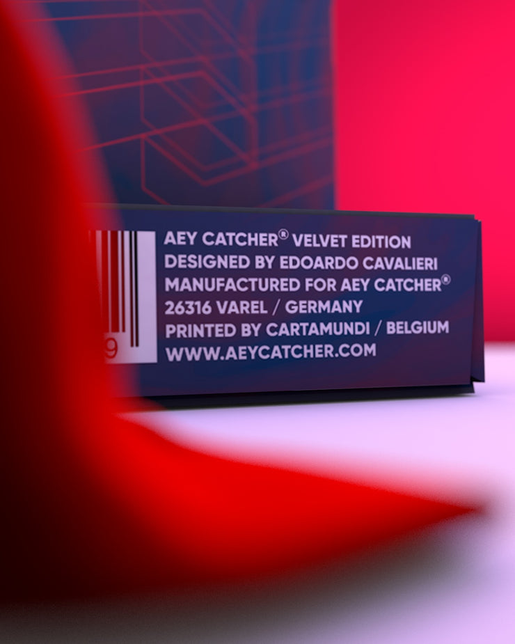 NEW: AEY Catcher ® Velvet Edition