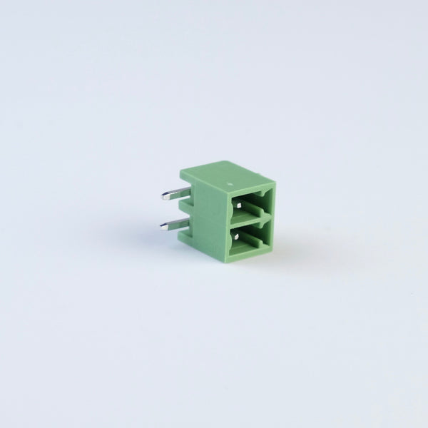 Green-2pin-01m PCB male 3.81mm
