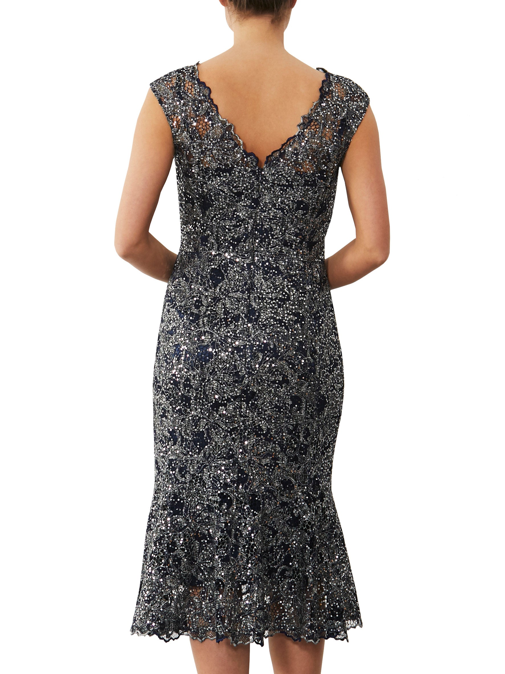 Sequin and Lace Dress,anthea crawford dresses,anthea crawford dresses,