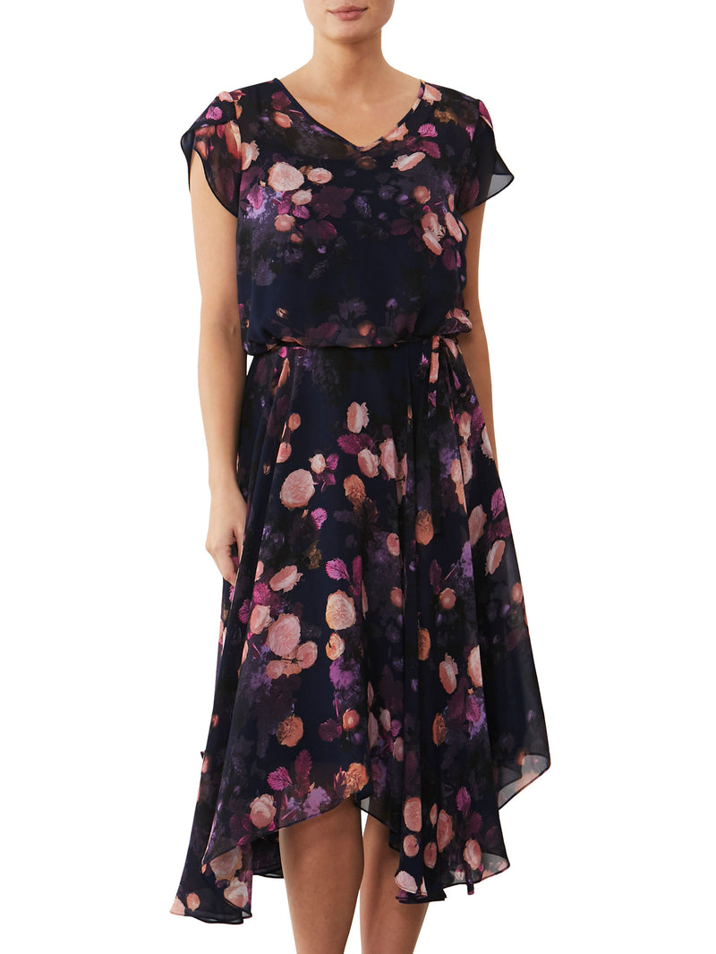 Camelia Chiffon Dress