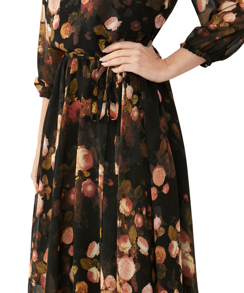 Lindsay Georgette Dress
