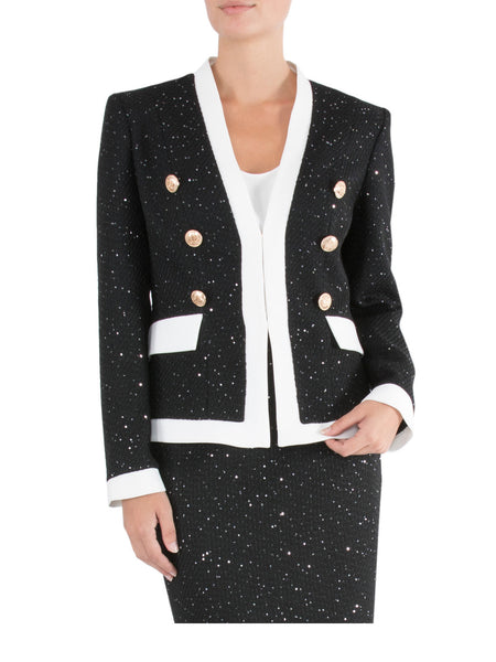 Starlight Tweed Jacket