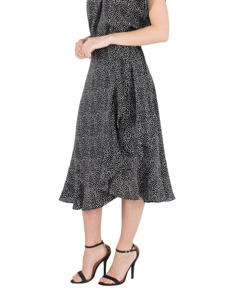 Hail Wrap Skirt