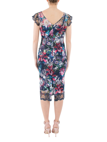 Bloom Shift Dress