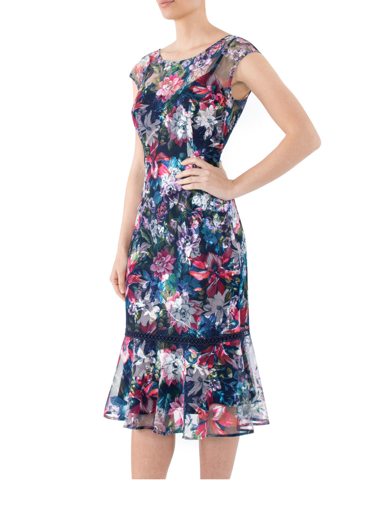Bloom Midi Dress
