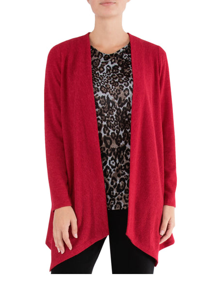 Rouge Longline Knit Jacket