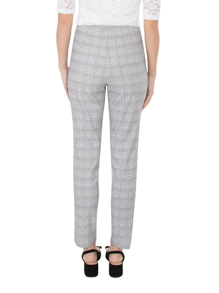 Plaid Stretch Pant