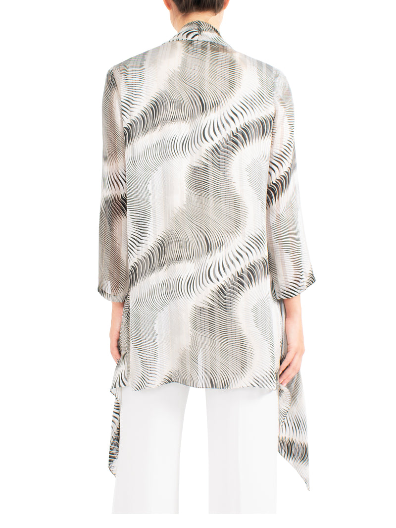 Mirage Sheer Jacket