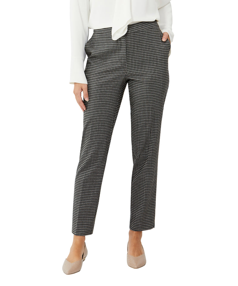 Houndstooth Tailored Pant